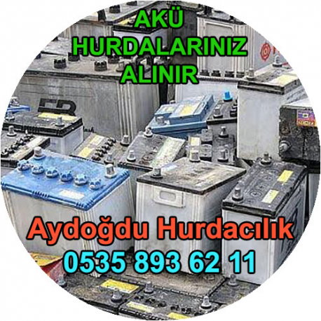 Arnavutköy Hurda Akü Geri Dönüşüm Merkezi