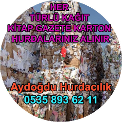 Ataşehir Hurda Karton Kağıt Kitap Alım Servisi