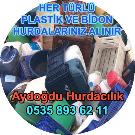 Beşiktaş Hurda Plastik Moblen Antişok Bobin Alım Servisi