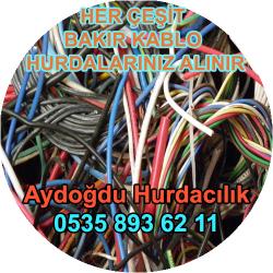 Kadıköy Hurda Bakır Kablo Alım Merkezi